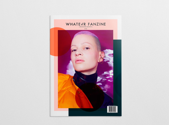 Whatevr Fanzine